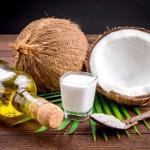 Kosmetyki do włosów z olejkiem kokosowym